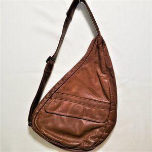 Ameribag Comfort Ergonomic Leather Back Pack